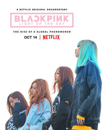 BLACKPINK: Light Up the Sky (2020)