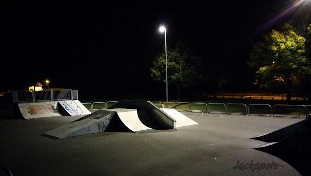 skatepark issoudun