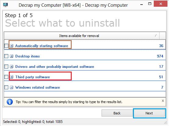 Cara Mudah Menghapus Bloatware Dari Windows 10 PC 8