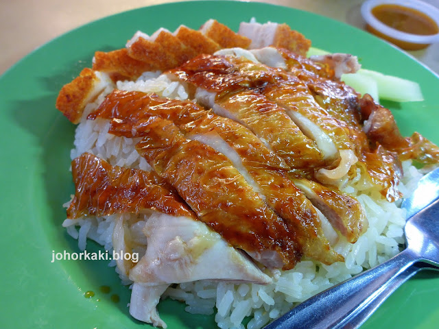 Chicken-Rice-Marmolada-大家胜美食中心-KSL-Johor-JB