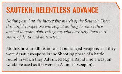 sautekh necrones kill team