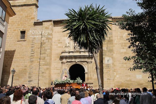 iglesia San Pedro Apóstol Mengíbar