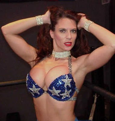 Vanessa Harding - Women of Wrestling