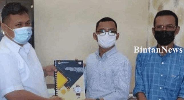 Bawaslu Minta KPU Bintan Perbaiki Ratusan Data Warga