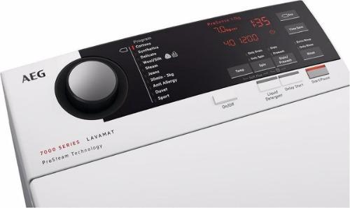 AEG bovenlader wasmachine