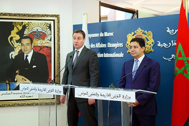 Des entreprises russes s'intéressent aux projets d'alimentation en gaz au Maroc