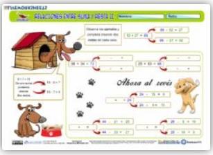 Ficha interactiva Actiludis.