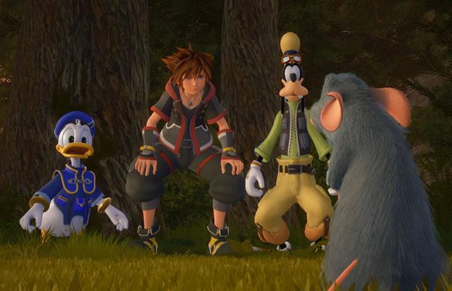 Veja se Kingdom Hearts 3 roda no seu PC