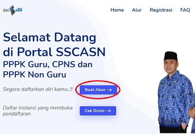 Cara Membuat Akun SSCN untuk Pendaftaran CPNS dan PPPK 2021 [ Lengkap]