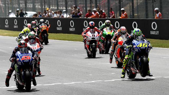 Update Jadwal Bapalan MotoGP 2020 Setelah Seri GP Austin Amerika Diundur