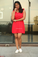 Shravya Reddy in Short Tight Red Dress Spicy Pics ~  Exclusive Pics 023.JPG