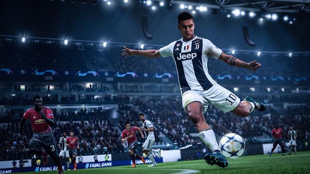تحميل لعبة FIFA 19 XBOX 360 بروابط مباشرة DLGAMES - Download All Your Games For Free