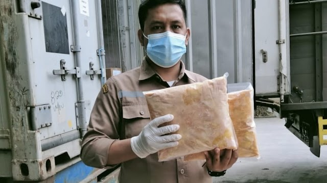 Sebanyak 7,8 Ton Cempedak Beku Sumut Diekspor ke Malaysia