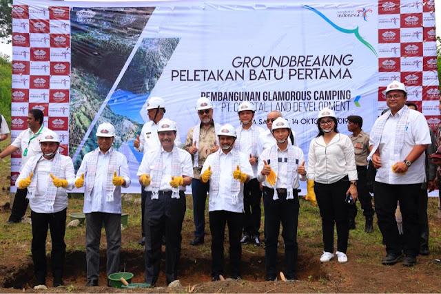Kawasan Toba Caldera Resort Didanai Investor, Total Investasi Rp 6,1 T