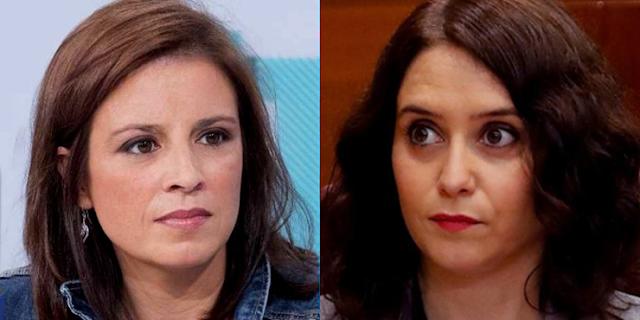 Adriana Lastra y Díaz Ayuso