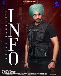 Info Punjabi Song listen online With DjPunjab