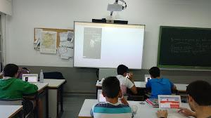 """En Refuerzo de Lengua leemos """"La ladrona de libros"""""""