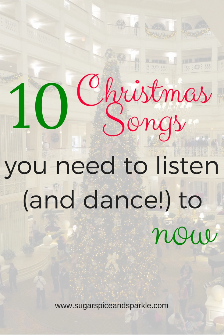 10 Christmas Songs You Need to Listen (and Dance) To Now - Sugar ...