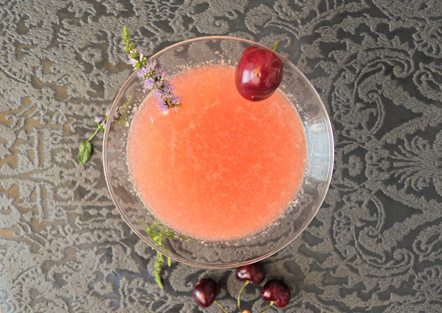 limonada-cerezas-cerca