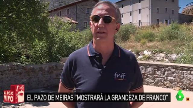"""La Fundación Franco defiende elogiar al dictador desde el Pazo de Meirás: """"Franco no fusilaba gente"""""""