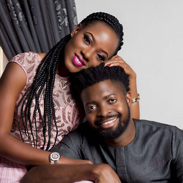 Basketmouth's Wife Curses Side Chicks Waiting To Jump In When Marriages Crash