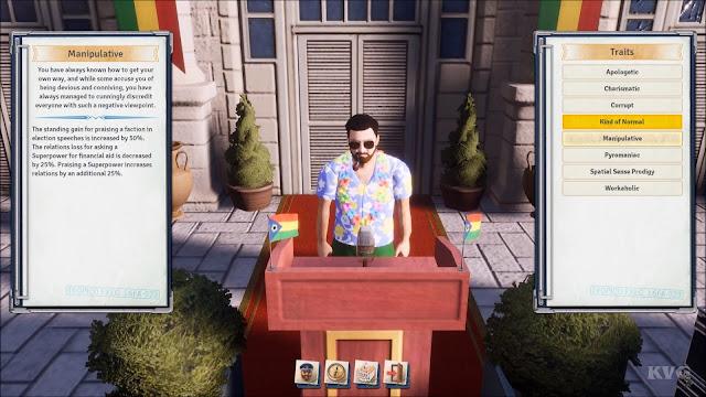 Screenshot Gameplay Tropico 6 PC