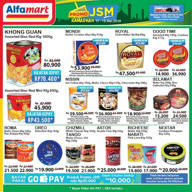 #Alfamart - #Promo #Katalog JSM Periode 17 - 19 Mei 2019