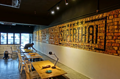 Superthai Restaurant interior 1