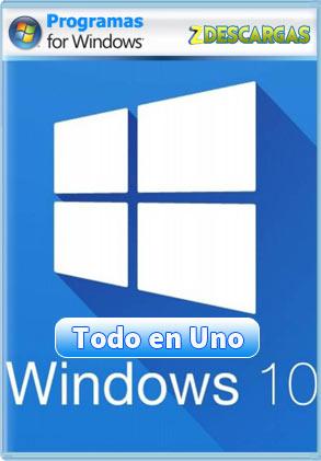 Descargar gratis windows 10 todo en uno 2019 32 y 64 bits google drive español /