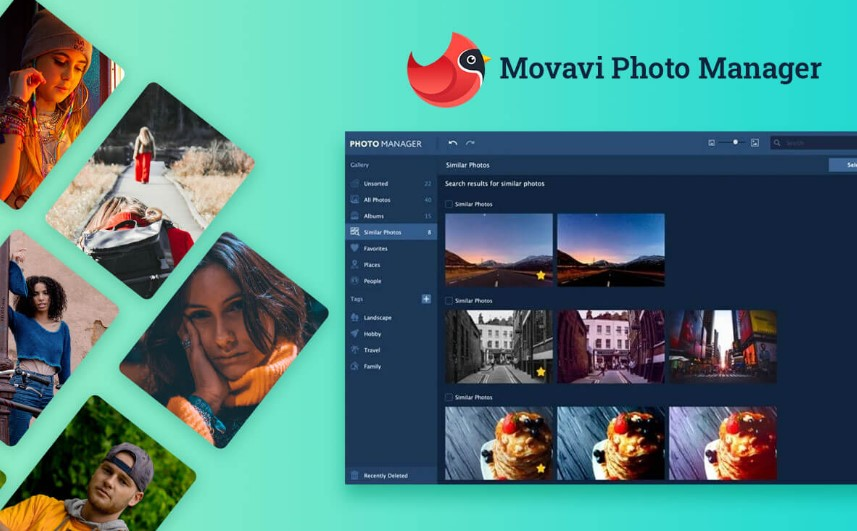 Movavi Photo Manager - هل هذا هو برنامج إدارة الصور النهائي