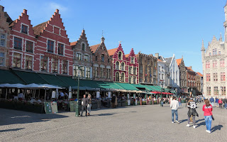 Transfer from Charleroi Airport to Bruges