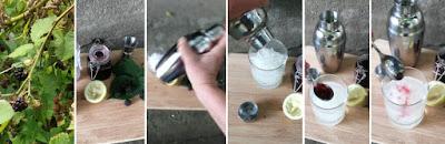 Bramble - Zubereitung