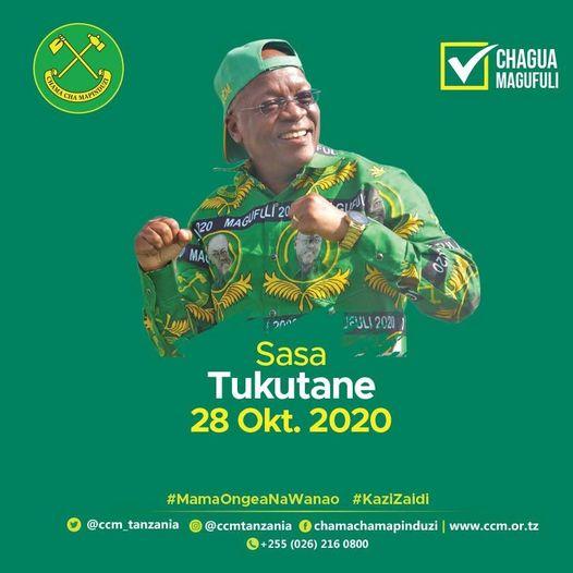 Kishindo Cha Awamu Ya 5 Kwenye Sekta Ya Biashara: Uchambuzi Wa Ilani Ya CCM 2020-25.