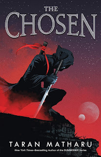 [Rezension] Contender 1: The Chosen – Taran Matharu