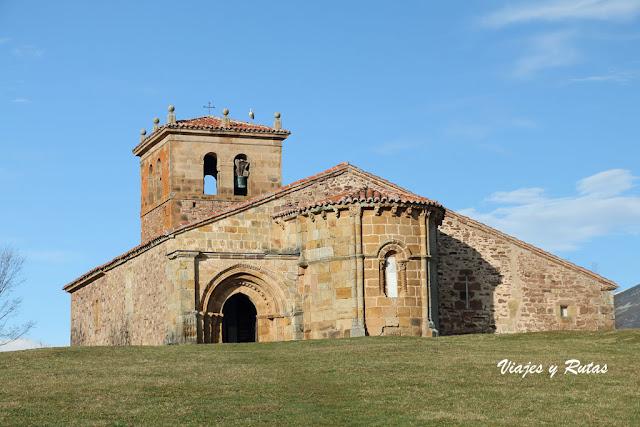 Santa María la Mayor de Villacantid, Cantabria
