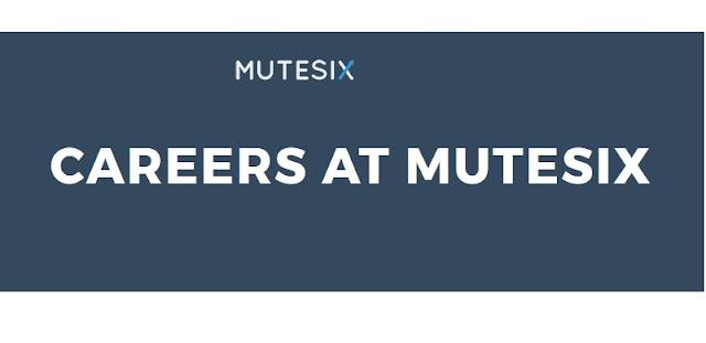 MuteSix USA Hiring 3+ years Experience Digital Marketing job in Online marketing.