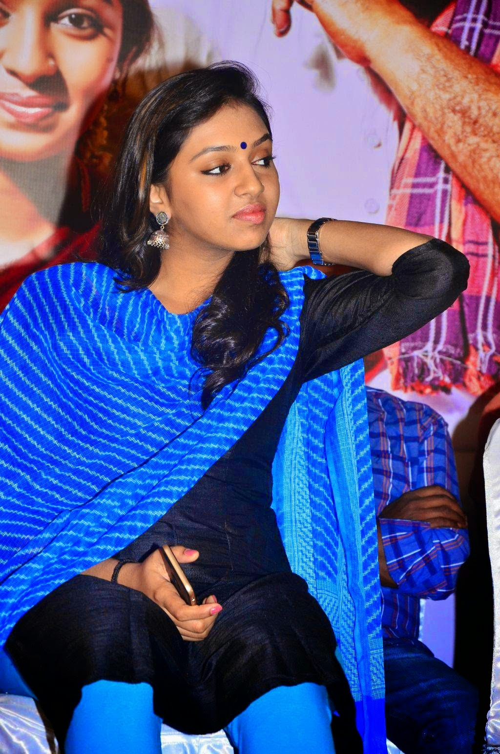 Lakshmi Menon  Komban Movie Success Meet Photos