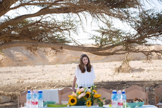Under the acacia tree: Celebrating a rite of passage in Israel's Arava