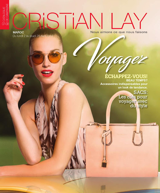 catalogue cristian lay maroc avril 2018