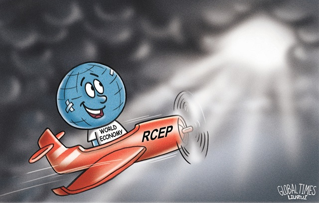 RCEP, CPTPP and the Asian Century - A Chinese View
