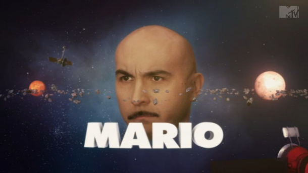 an image of Mario, the Mtv series by Maccio Capotonda