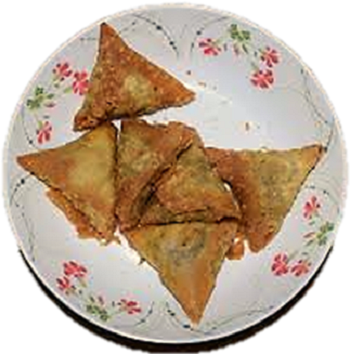 Indian Crunchy Vegetable Samosa recipe in Hindi and English|
