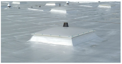 flat roof thermal insulation