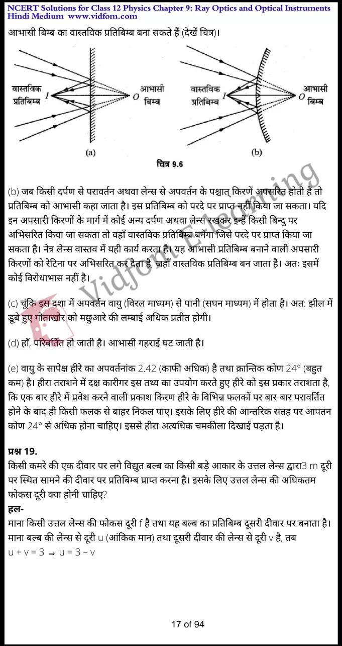 class 12 physics chapter 9 light hindi medium 17
