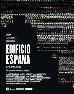 El edificio España, edificio franquista