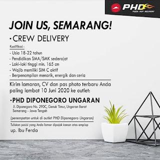 Lowongan Kerja PHD Indonesia