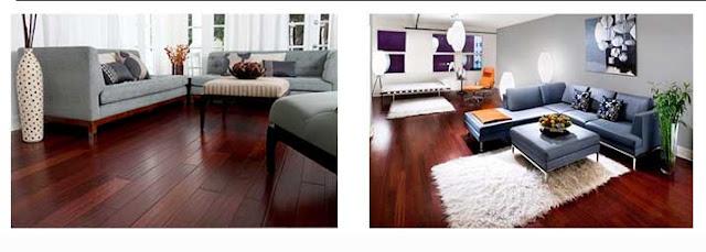 lantai kayu parquet merbau
