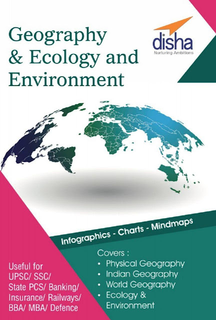 Geography, Ecology and Environment : For All Competitive Exam PDF Book