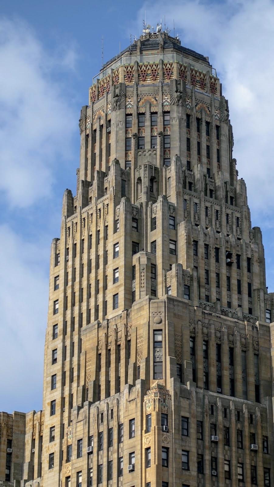 Explore the architecture of Buffalo: Art Deco City Hall