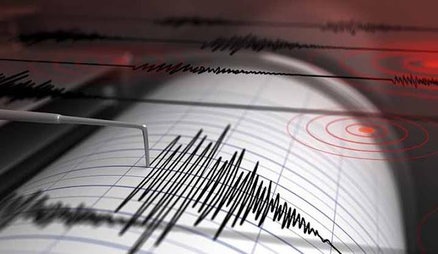 Σεισμός 3,2 Ρίχτερ ανατολικά της Πάτρας